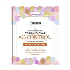 Anskin Маска альгинатная для проблемной кожи AС-Control Modeling Mask, 25 гр