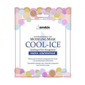 Anskin Маска альгинатная охлаждающая Cool-Ice Modeling Mask, 25 гр