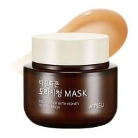 A'Pieu Маска для лица с медом согревающая Bellflower With Honey Heating Mask, 110 мл