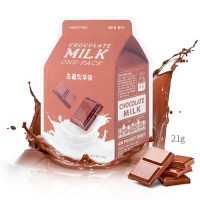 A'pieu Маска для лица тканевая Chocolate Milk One-Pack, 21 гр