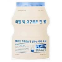 A'pieu Маска тканевая йогуртная натуральная Real Big Yogurt One Bottle (Plain), 21 гр