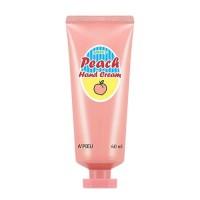 A'pieu Крем для рук Peach Hand Cream, 60 мл