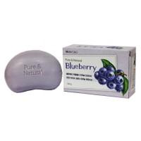 Clio Мыло туалетное с голубикой Blueberry Soap, 100 гр