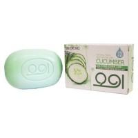 Clio Мыло туалетное огуречное New Cucumber Soap, 100 гр