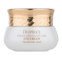 Deoproce Крем для глаз с протеинами паутины Spider Web Multi-Care Eye Cream, 30 мл