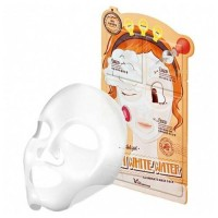 Elizavecca Маска трехэтапная увлажняющая 3-step Aqua White Water Illuminate Mask Pack, 25 мл