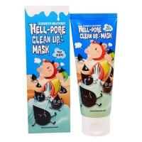 Elizavecca Очищающая маска для лица Hell-Pore Clean Up Mask, 100 мл