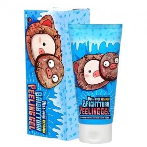 Elizavecca Витаминный пилинг-гель для тусклой кожи Hell-Pore Vitamin Bright Turn Peeling Gel, 150 мл