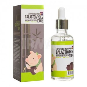 Elizavecca Сыворотка для лица с 100% экстрактом галактомисиса Milky Piggy Galactomyces Ferment Filtrate 100%, 50 мл