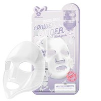 Elizavecca Тканевая маска для лица с молоком Milk Deep Power Ringer Mask Pack, 23 гр