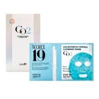 Esthetic House Маска-активатор карбокситерапия CО2 Esthetic Formula Carbonic Mask