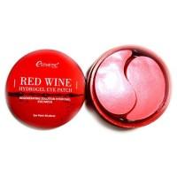 Esthetic House Гидрогелевые патчи для глаз красное вино Red Wine Hydrogel Eye Patch, 60 шт