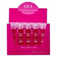 Набор филлеров для волос Esthetic House Cp-1 3 Sec Hair Ringer (Hair Fill-Up Ampoule), 20 шт * 13 мл