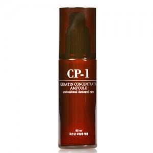 Концентрированная эссенция для волос с кератином Esthetic House Keratin Concentrate Ampoule, 80 мл