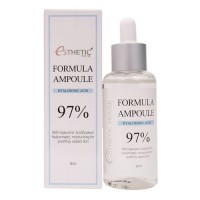Esthetic House Сыворотка для лица с гиалуроном Formula Ampoule Hyaluronic Acid, 80 мл