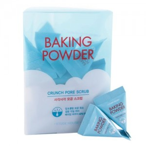 Etude House Скраб для лица Baking Powder Crunch Pore Scrub, 24 шт