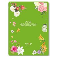 Eyenlip Маска для лица тканевая с алоэ Aloe Moisture Essence Mask, 25 гр