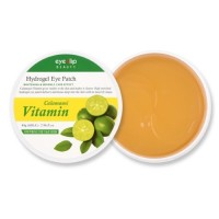 Eyenlip Гидрогелевые патчи для глаз с каламанси Calamansi Vitamin Hydrogel Eye Patch, 60 шт
