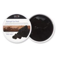 Eyenlip Гидрогелевые патчи для глаз с древесным углем Charcoal Acid Hydrogel Eye Patch, 60 шт