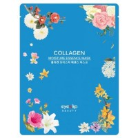 Eyenlip Маска для лица тканевая с коллагеном Collagen Moisture Essence Mask, 25 гр