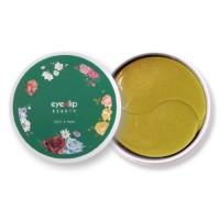 Eyenlip Гидрогелевые патчи для глаз с золотом и экстрактом улитки Gold & Snail Eye Patch, 60 шт