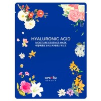 Eyenlip Маска для лица тканевая с гиалуроновой кислотой Hyaluronic Acid Moisture Essence Mask, 25 гр