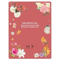 Eyenlip Маска для лица тканевая с лососем Salmon Oil Moisture Essence Mask, 25 гр