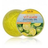 Eyenlip Универсальный успокаивающий гель с витамином С Calamansi Vitamin Soothing Gel, 300 мл