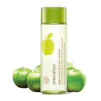 Innisfree Средство для снятия макияжа Apple Seed Lip And Eye Make Up Remover, 100 мл