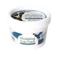 Inoface Альгинатная маска 'Уголь' Blackfood Modeling Cup Pack, 18 гр