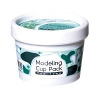 Inoface Альгинатная маска с чайным деревом Teatree Modeling Cup Pack,15 гр