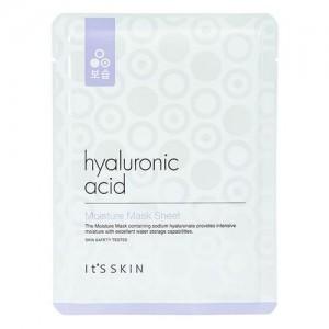 It's Skin Увлажняющая тканевая маска для лица с гиалуроновой кислотой Hyaluronic Acid Moisture Mask Sheet, 17 гр