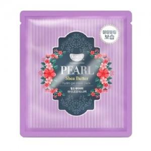 Koelf Гидрогелевая маска 'Жемчуг и масло Ши' Pearl & Shea Butter Hydro Gel Mask Pack, 30 гр