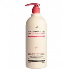 Lador Кондиционер для поврежденных волос Damaged Protector Acid Conditioner, 900 мл