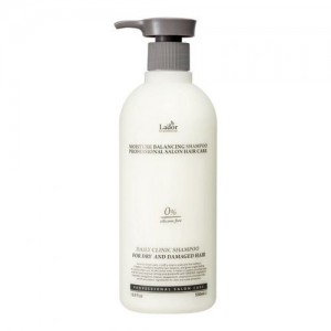 Lador Шампунь для волос увлажняющий Moisture Balancing Shampoo, 530 мл