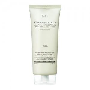 Lador Маска для волос и кожи головы с чайным деревом Tea Tree Scalp Hair Pack, 200 мл