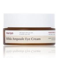 Антивозрастной крем для глаз с пептидами Manyo Factory Bifida Ampoule Eye Cream, 30 мл