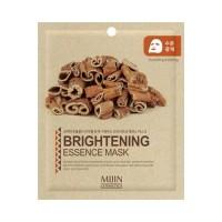Mijin Маска тканевая осветляющая Brightening Essence Mask, 25 гр