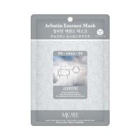 Mijin Маска тканевая с арбутином Care Arbutin Essence Mask, 23 гр