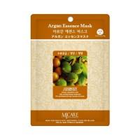 Mijin Маска тканевая с арганой Care Argana Essence Mask, 23 гр