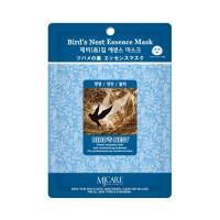 Mijin Маска тканевая с ласточкиным гнездом Care Bird`s Nest Essence Mask, 23 гр