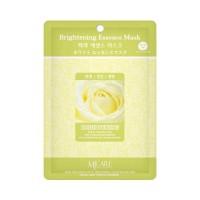 Mijin Маска тканевая осветляющая Care Brightening Essence Mask, 23 гр