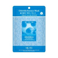 Mijin Маска тканевая с хлореллой Care Chlorella Essence Mask, 23 гр