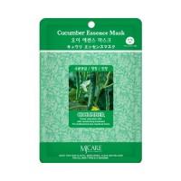 Mijin Маска тканевая с огурцом Care Cucumber Essence Mask, 23 гр