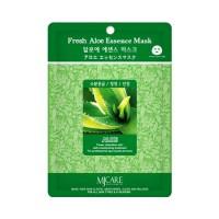 Mijin Маска тканевая с алоэ Care Fresh Aloe Essence Mask, 23 гр