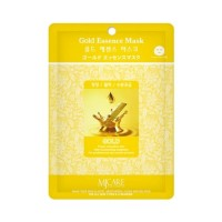 Mijin Маска тканевая с золотом Care Gold Essence Mask, 23 гр
