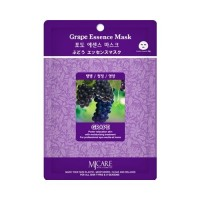 Mijin Маска тканевая с виноградом Care Grape Essence Mask, 23 гр