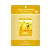 Mijin Маска тканевая с лимоном Care Lemon Essence Mask, 23 гр