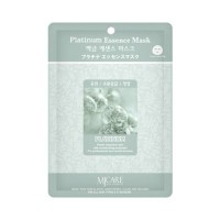 Mijin Маска тканевая с платиной Care Platinum Essence Mask, 23 гр