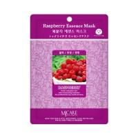 Mijin Маска тканевая с малиной Care Raspberry Essence Mask, 23 гр